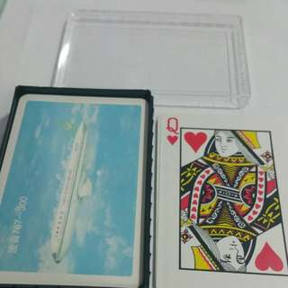 China Yunnan Airlines Playing Cards
