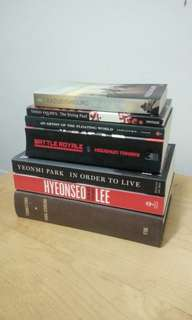 Asian Literature (Bundle of 7 books)