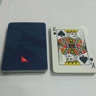 Qantas Vintage Playing Cards