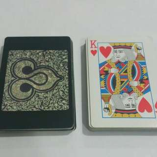 Thai Airways Vintage Playing Cards