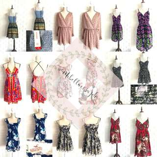 DRESS ASSORTED