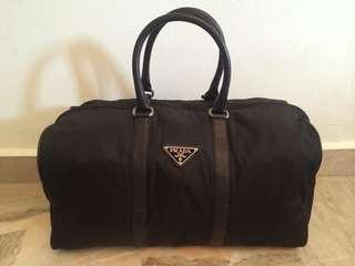 Authentic PRADA TRAVELING BAG