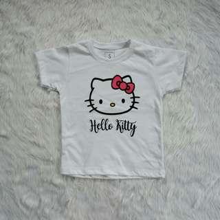 HELLO KITTY SHIRT 2-3T