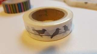 和紙膠帶,masking tape, 手撕膠紙