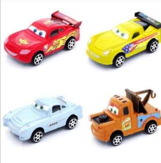 Cars for cake decoration/toy