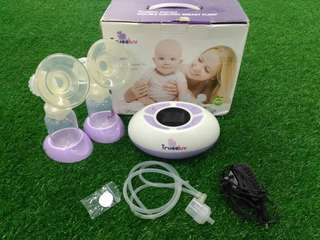 Trueeluv gemini double breastpump
