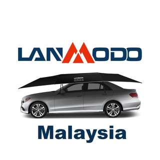 Lanmodo 3.5m All-in-One Automatic Car Tent - Introductory Price!