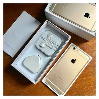 [ORI] READY STOCK IPHONE 6+ 16GB (GOLD, GREY, SLIVER)