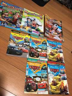Bm cars and kuntum magazines