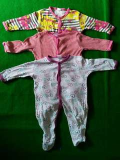 Sleepsuit bayi Carter