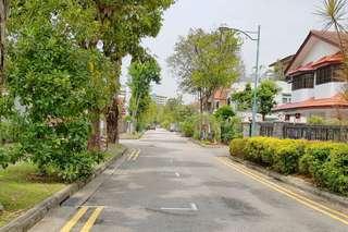 Rare Corner Terrace at Pasir Panjang Gardens for rebuilt/A&A