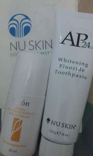 Ap24 whitening toothpaste + Scion whitening deo Combo ❗❗❗SALE ❗❗❗
