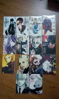 Komik manga tokyo ghoul (eng) [pre-order]