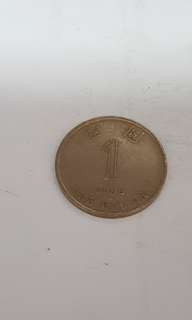 1998 China Hong Kong 1 Yuan