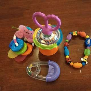 Baby Toys 4 in 1