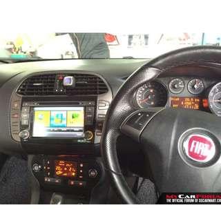Fiat Bravo Navigation DVD