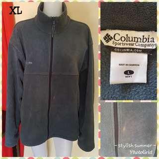 COLUMBIA sweatshirt size XL