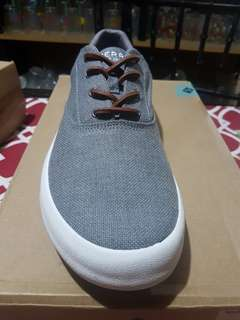 Sperry wahoo CVO knit grey