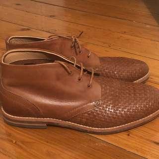 Aquila Men's boots tan - RRP $269