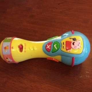 Peppa pig microphone