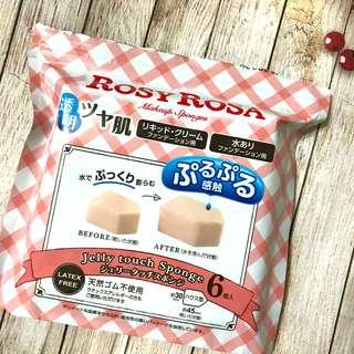 🚚 ROSY ROSA 果凍海綿/沾水膨脹