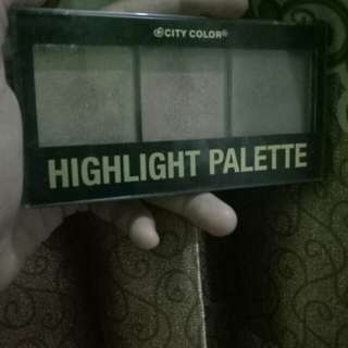 City color highlighter