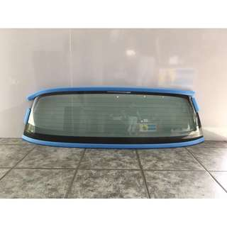 BMW E85 Z4 Rear Windscreen