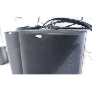 B&W DM'602 Speakers