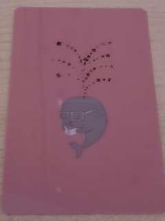 Ez-link card sticker(pink)
