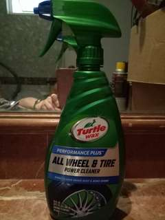 Turtle Wax All Wheel And Tyre  Power Cleaner