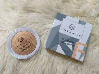 Eb Advance Glow out Highlighter(candle light)