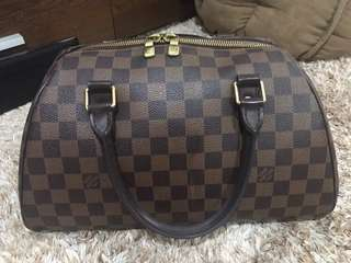 Authentic Louis Vuitton (Damier Ebene Ribera)