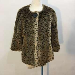 購於美國紐約梅西百貨公司 獨立設計師 Mac&jac 小貴婦外套 全新吊牌在 原價美金159 #女裝半價
