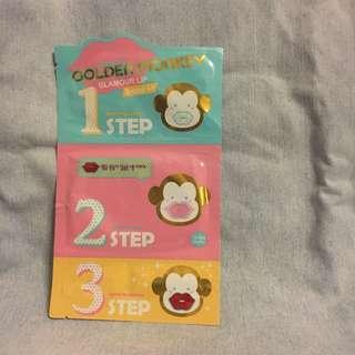 Lip Mask (3 steps)