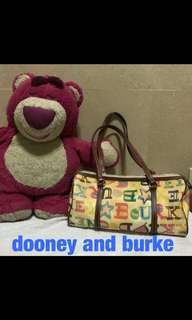 authentic dooney ang burke