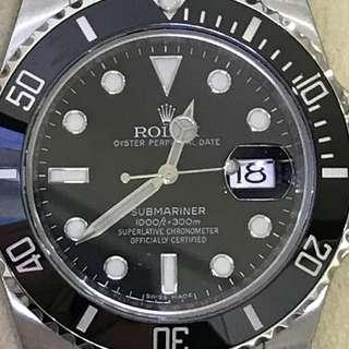 Rolex Submariner Date 2018