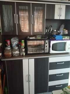 Kitchen Cabinet - Kabinet Dapur