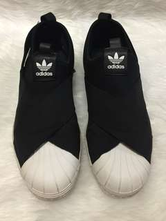 Authentic Adidas slip on size 39
