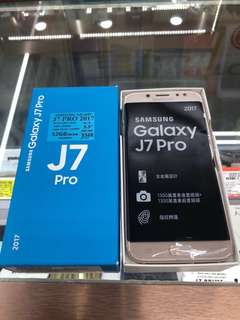 Samsung J7 pro Local set 32gb 3gb ram