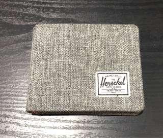 Hershel two-fold wallet w/ anti-skimming rfid