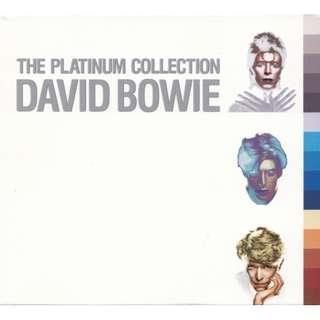 david bowie the platinum collection 3 cd set