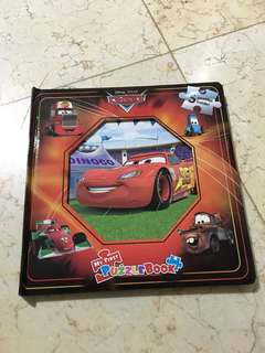 My First Puzzle Book Cars