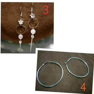 🚚 韓系淑女耳環每對🎉🎉特價