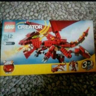 Lego Creator 6751 dragon