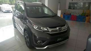 NEW HONDA BR-V PRESTIGE CVT 2018 BRIO MOBILIO JAZZ BRV CRV HRV CITY ODYSSEY CIVIC ACCORD HR-V BR-V CR-V S E RS MT AT HATCHBACK TURBO PRESTIGE CVT 2018