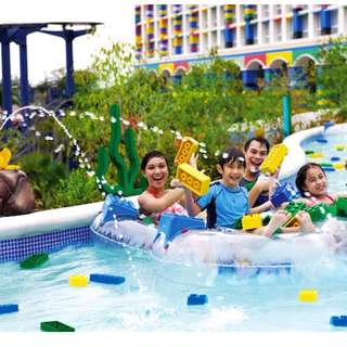 LEGOLAND Water Park - 1 Day