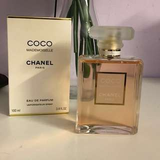 100ml CHANEL MADEMOISELLE