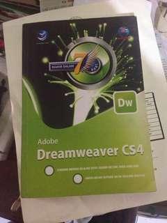 Dijual buku Adobe dreamweaver cs4 Second