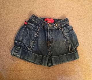 EUC shorts for toddler girls