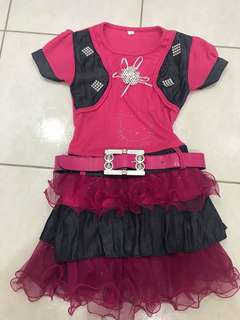 fashion girl dress